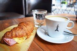 Desayuno Sablé Paris
