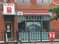 National Ballpark Museum