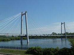 Vynogradovskiy Bridge