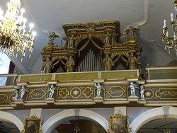 Franjevacki Crkva Male Brace