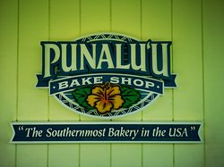 ‪Punalu'u Bake Shop‬