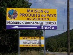 Maison de Produits de Pays du Verdon