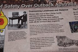 Safety Over Outback Australia