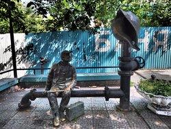 Sculpture Plumber