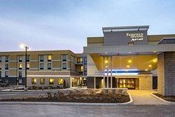 Fairfield Inn & Suites Springfield Holyoke