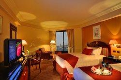فندق انتركونتننتال القاهرة