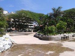 Plaza Lazaro Cardenas