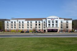 SpringHill Suites by Marriott Lynchburg Airport University Area
