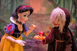 Geppetto's Theater & Workshop