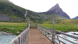 Herbal Farm bridge