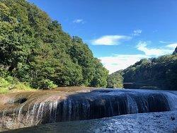 Fukiwarenotaki Falls