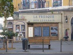 Fresque des Lyonnais
