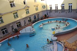 Lukacs Thermal Bath and Swimming Pool