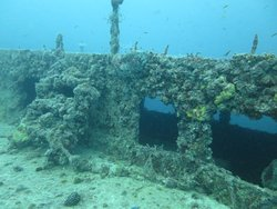 Thunderbolt Wreck Dive Site