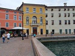 Sehenswerter Ort am Gardasee