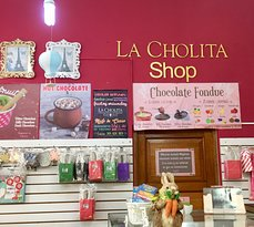 Chocolates la Cholita