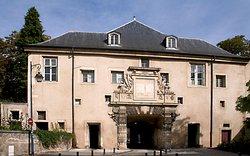 Porte de la Citadelle