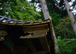 Nikko's Toshogu shrine built in 1617