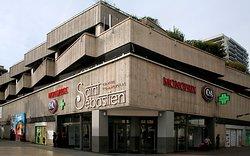 Centre Commercial Saint Sebastien