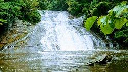 Awamatanotaki Waterfall