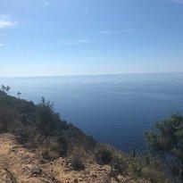 Il Sentiero da Levanto a Monterosso