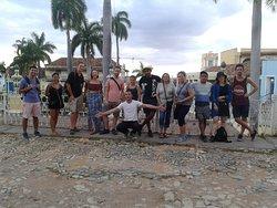 Free Walking Tour Trinidad