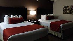 Clean suite - 2 beds