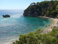 Alonaki Fanariou Beach