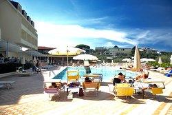 Abundant views over Sorrento,Bay of Naples and Mt. Vesuvius.
