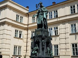 Karel IV. Monument