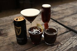 Headshot The Irish pub