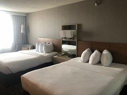 Great hotel at Niagara Falls