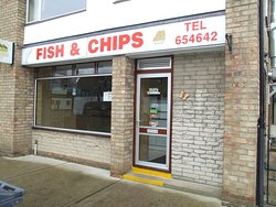 Scawby Fish And Chips Shop