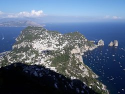 Capri Tour Information