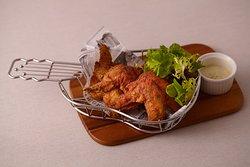 紐奧良辣味炸雞翅(6支)