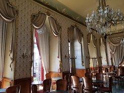 iconic cafe Gerbeaud