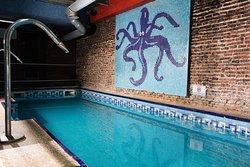 Sauna Octopus