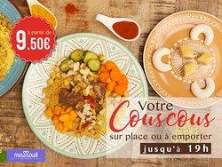 couscous boeuf