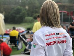 Karting Racing Dakart Sanxenxo