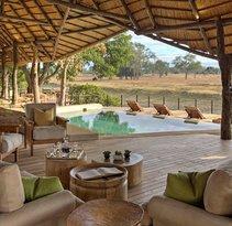 Lion Camp Safari Lodge