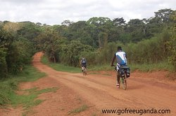 Explore,connect and discover the pearl of Africa with GoFree Uganda  #letsRide
