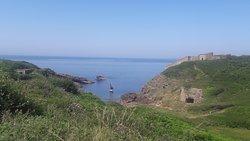 Panorama de la forteresse