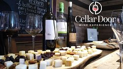 Cellar Door Wine Experience
