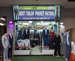 Best Phuket Patong Tailor