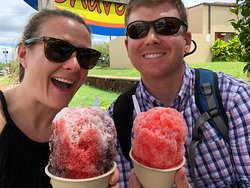 Best shave ice in Hawaii