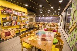 Locals Boardgames Cafe