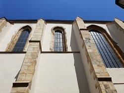 Church of St. Anne-Centrum Prazska Krizovatka