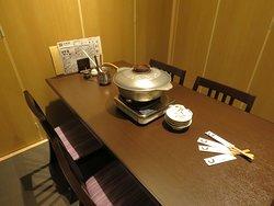 After seeing Sumo wrestling, to Edozawa to eat the Chanko Nabe