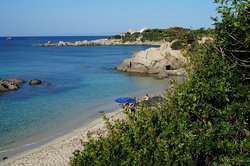 Cala Caterina Beach