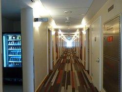 floor aisle
